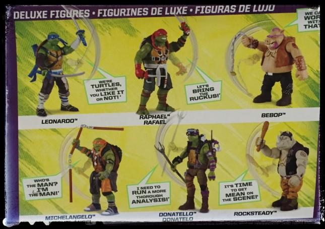 juguetes tortugas ninja 2 fuera sombras