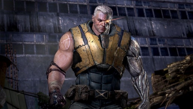 deadpool cable villano