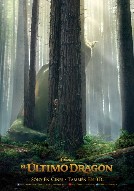 ultimo dragon poster