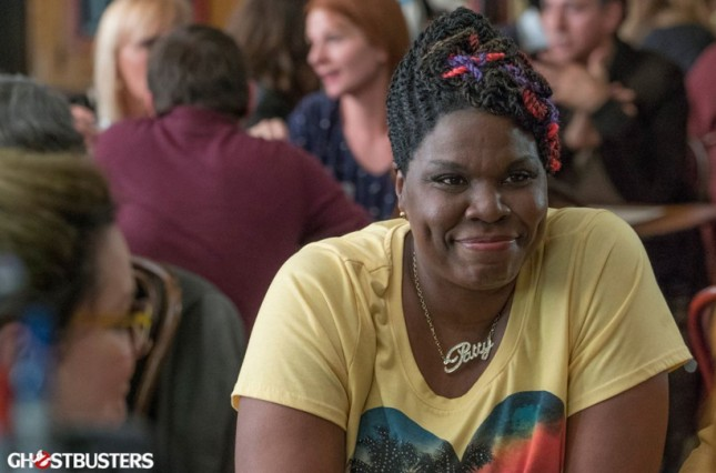 leslie jones las cazafantasmas