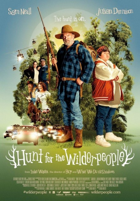 hunt wilderpeople poster