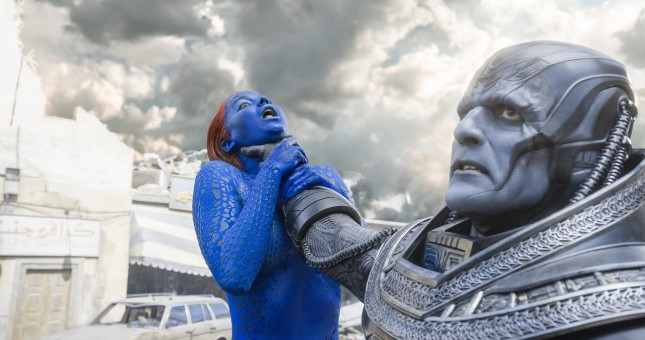 x-men apocalipsis mystique