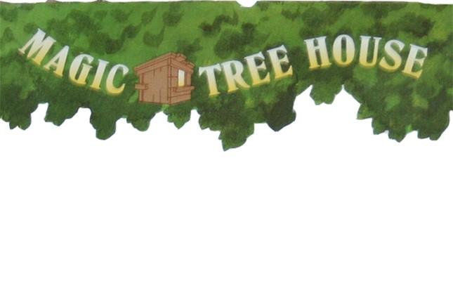 magic tree house mary pope osborne