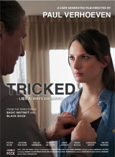 poster pelicula tricked