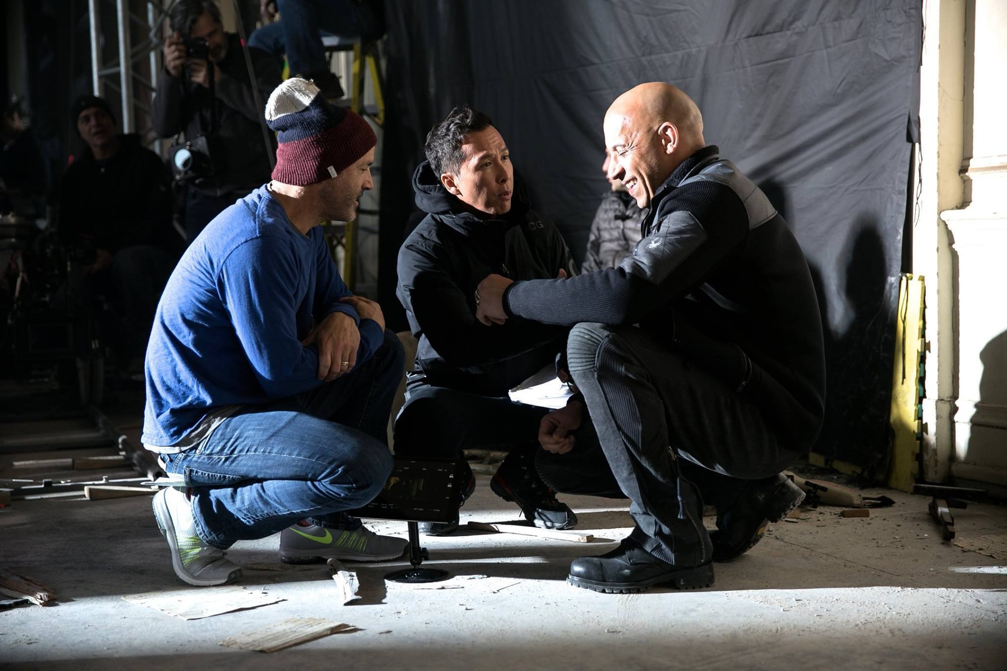xxx return of xander cage filming