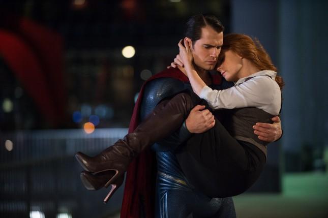 batman v superman imagen amy adams henry cavill