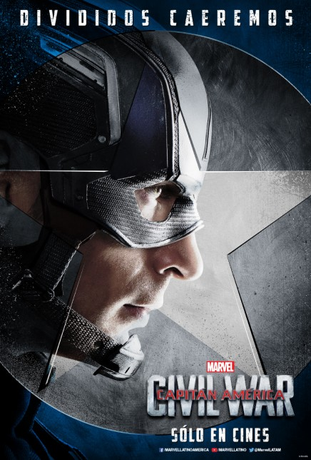 capi capitan america civil war poster