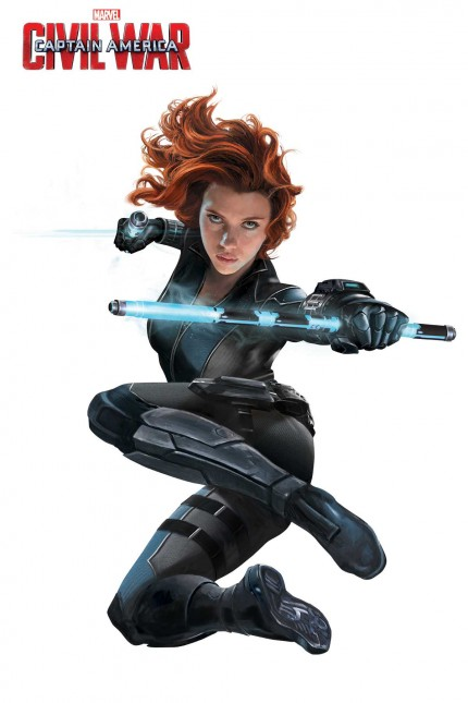 black widow capitan america civil war promo