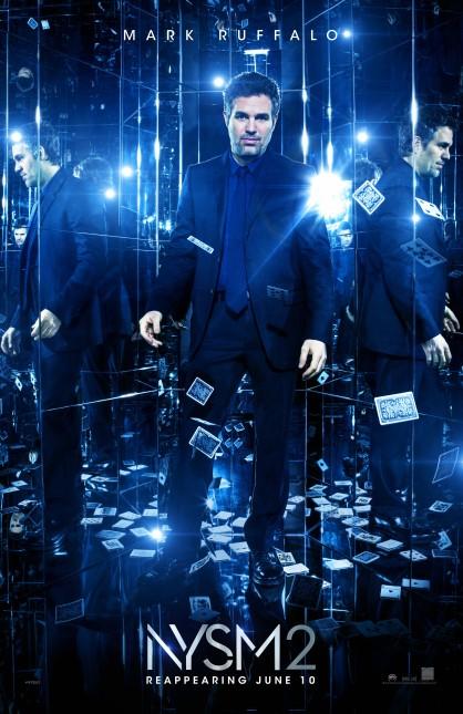 mark ruffalo los ilusionistas 2 poster