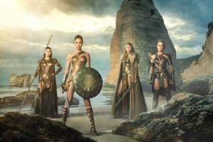 guerreras amazonas mujer maravilla