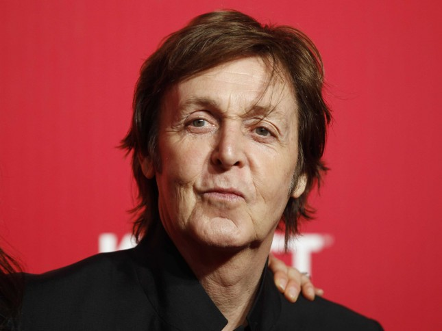 paul mccartney beatle