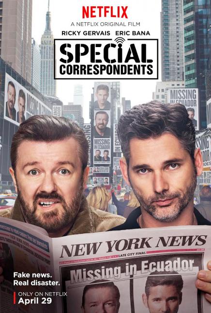 special correspondents poster