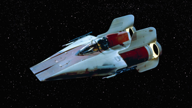 a wing star wars