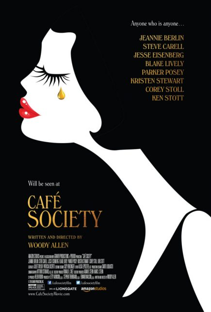 Cafe Society: El famoso póster
