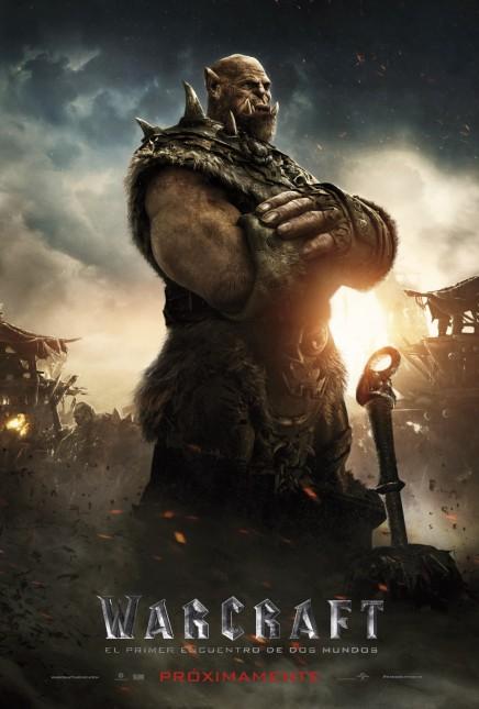 doomhammer warcraft poster