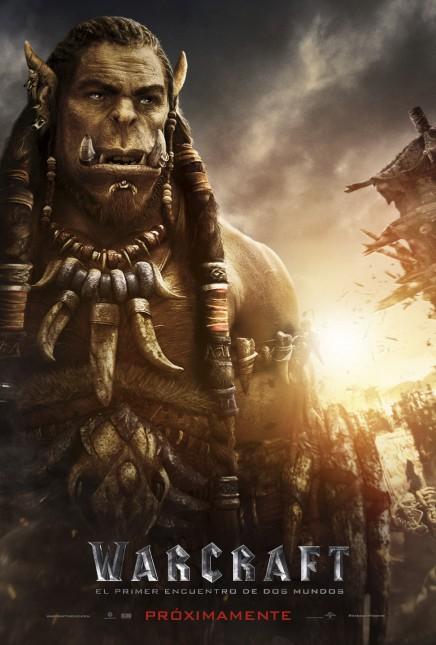 durotan warcraft poster