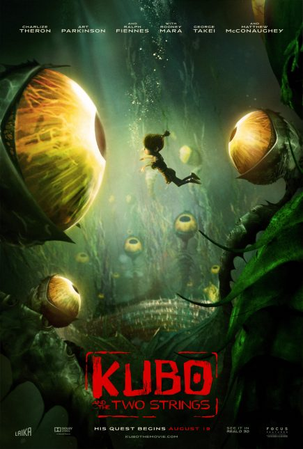 kubo busqueda samurai poster