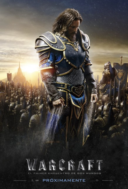 lothar warcraft poster