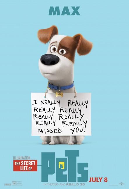 max la vida secreta de tus mascotas