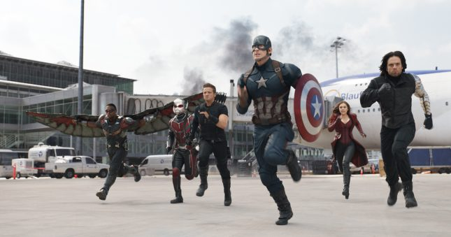 team cap civil war
