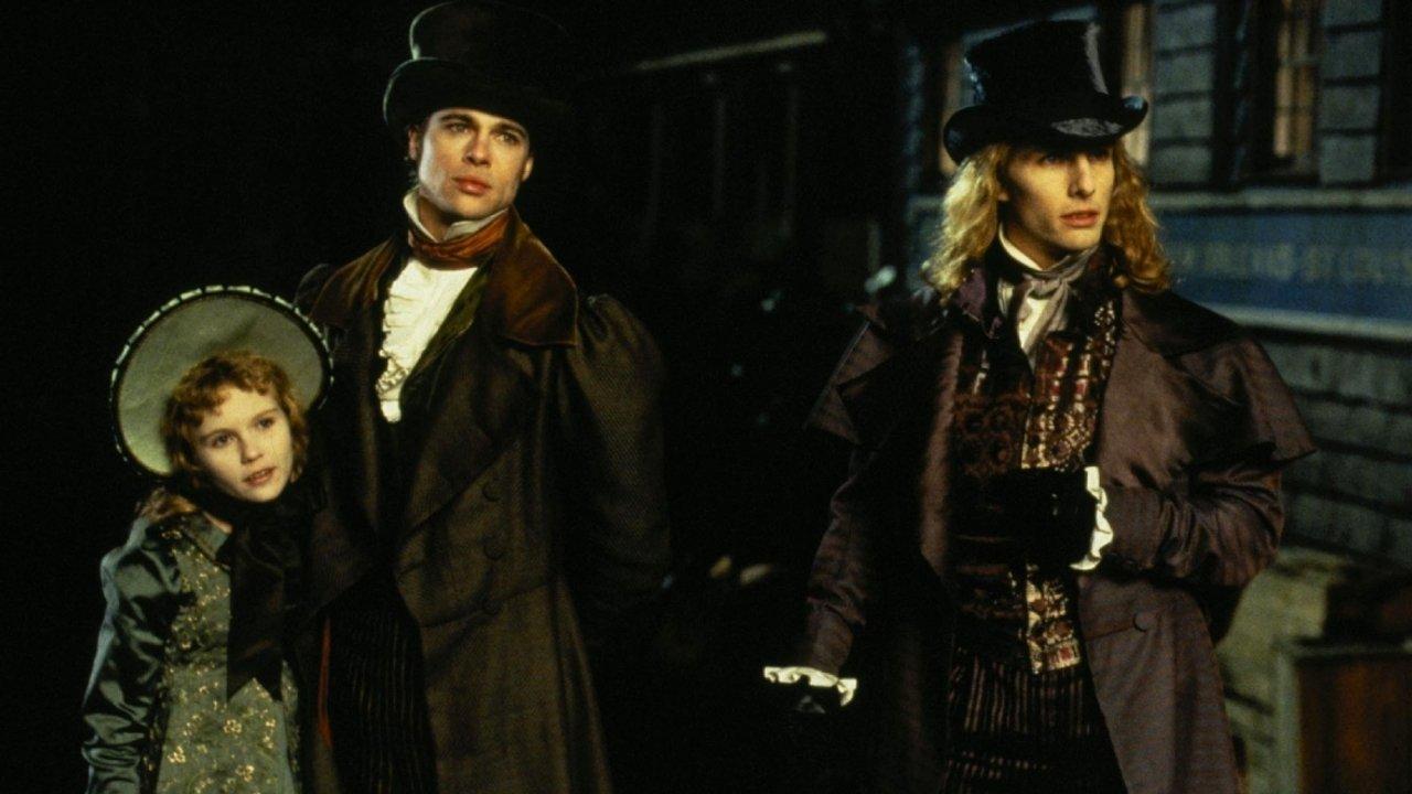 entrevista con el vampiro cruise pitt dunst