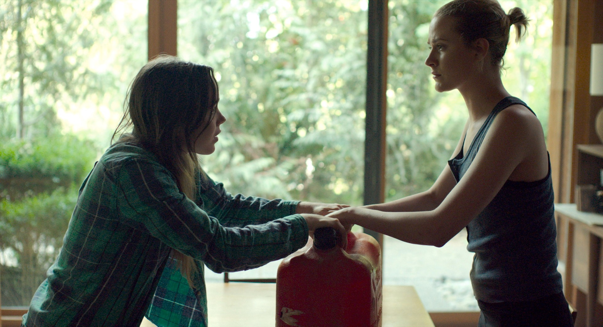 into the forest evan rachel wood ellen page