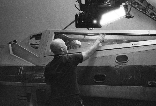 star wars episodio viii rian johnson set