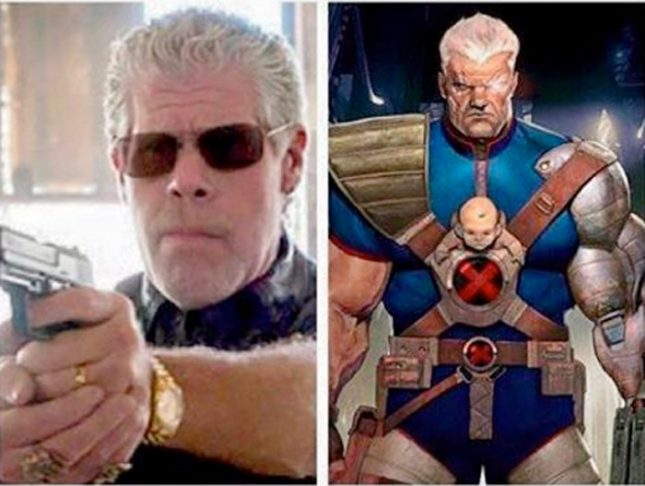 ron perlman cable deadpool