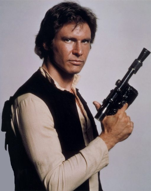 han solo harrison ford star wars
