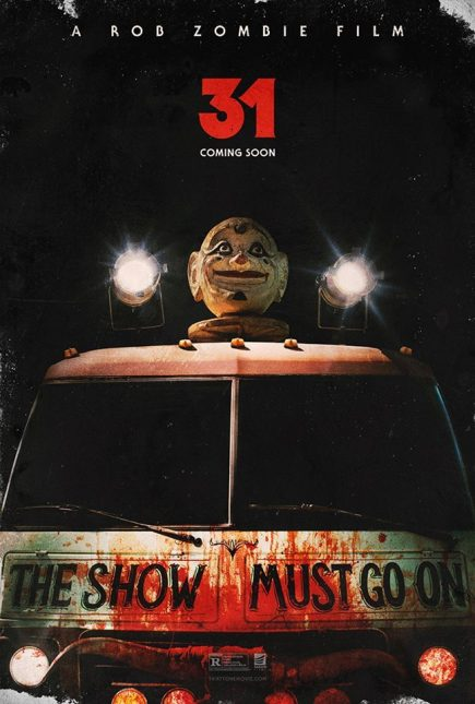 31 poster rob zombie pelicula