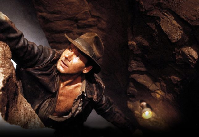 indiana jones ultima cruzada harrison ford