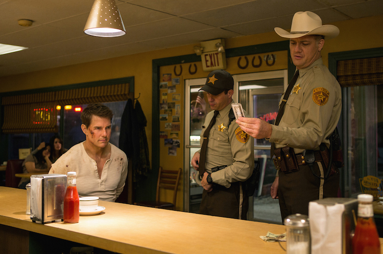jack reacher sin regreso tom cruise