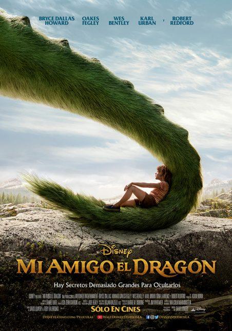 mi amigo el dragon payoff poster