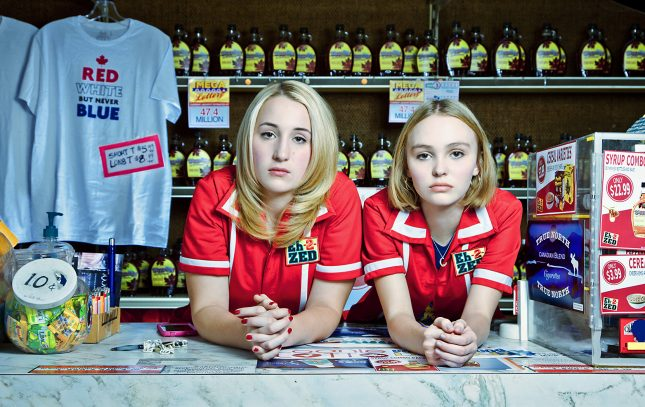 yoga hosers lily rose depp harley quinn smith