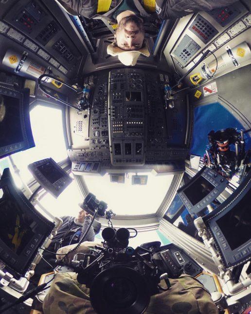 alien covenant danny mcbride filmacion