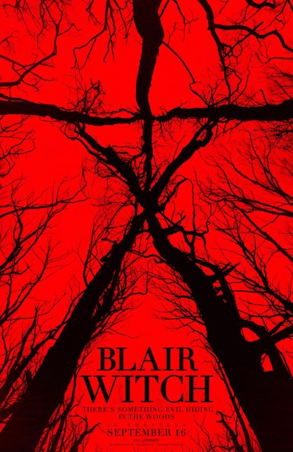Blair Witch: El famoso póster