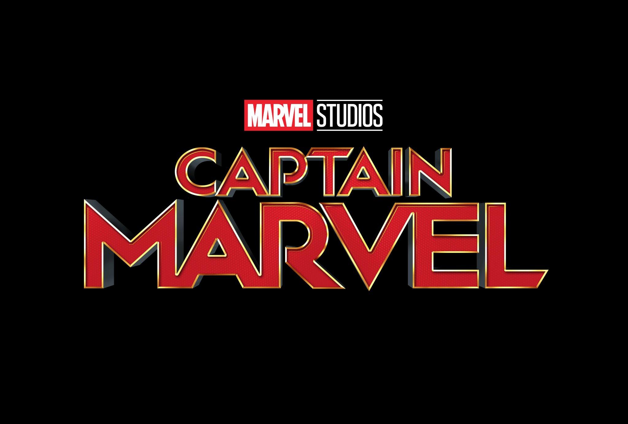 capitan marvel logo
