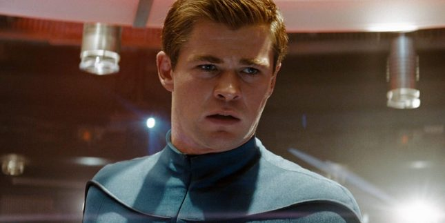 star trek chris hemsworth
