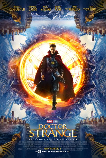 doctor strange hechicero supremo poster