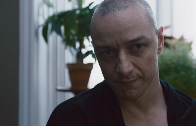 james mcavoy fragmentado