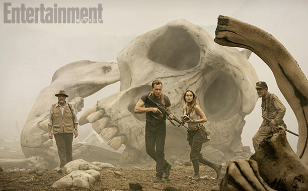 tom hiddleston brie larson kong skull island