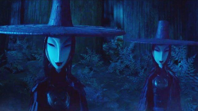 kubo busqueda samurai brujas