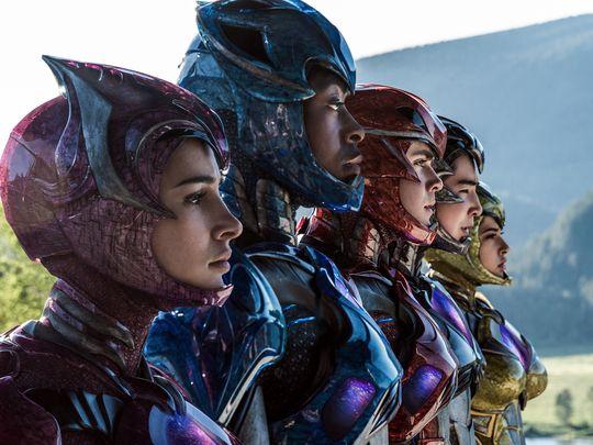 power rangers armaduras