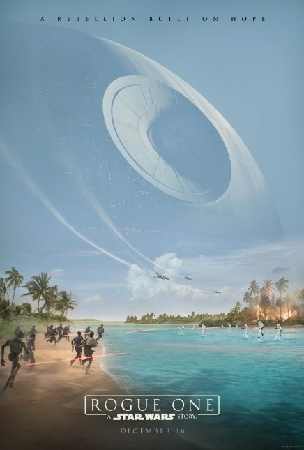 poster rogue one star wars
