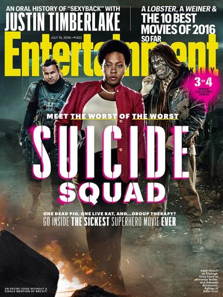 suicide-squad-ew-magazine-cover-slipknot-amanda-waller-killer-croc-450x600