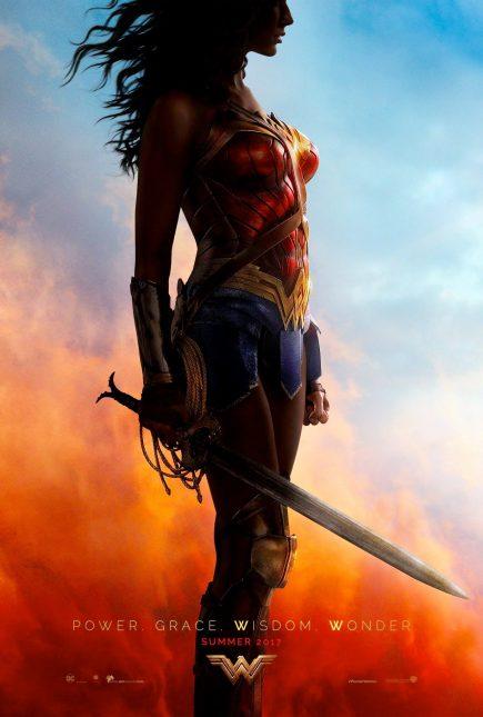 mujer maravilla poster