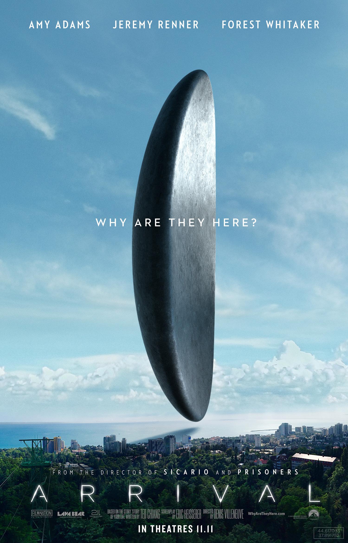 arrival poster russia - Estos son los nominados a los premios Oscar 2017