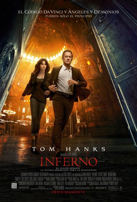 poster inferno oficial