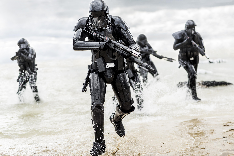 Rogue One: Una Historia de Star Wars - Death Troopers