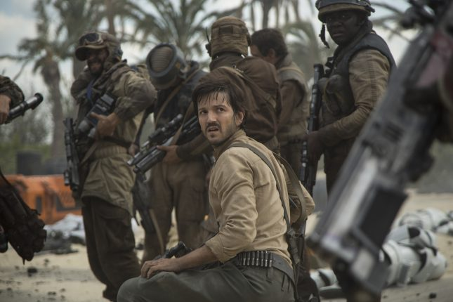 Rogue One: Una Historia de Star Wars - Diego Luna